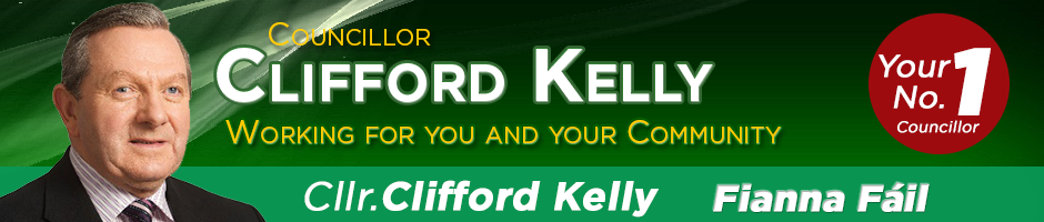 Cllr. Clifford Kelly