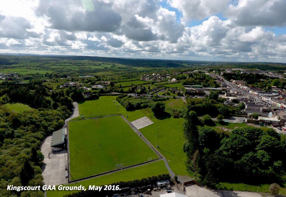 Kingscourt GAA Pitch